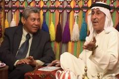 مع الشاعر خليل الحاج ناصر بقناة الفيحاء