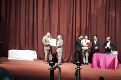 مهرجان السماوة المسرحي الذي اقامته ثقافن والصديق علي ابو تراب