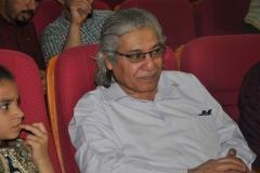 في مسرح محافظة المثنى خلال تكليفي بلجنة الحكم