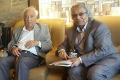 مع الاستاذ الكتور سامي عبد الحميد